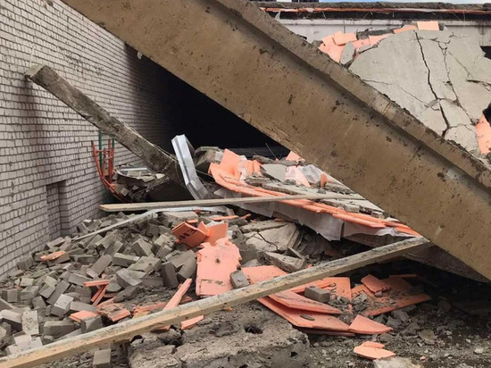 Фигурантам дела об обрушении ТЦ в Зуевке изменили меру пресечения