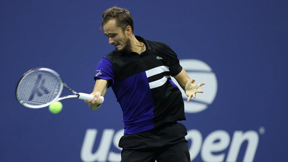 """""""Лучше бы это был финал"""": Рублев сыграет с Медведевым на US Open"""