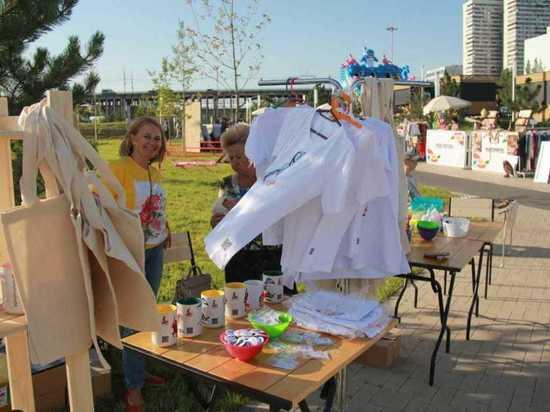 В Волгограде заработала благотворительная выставка-ярмарка