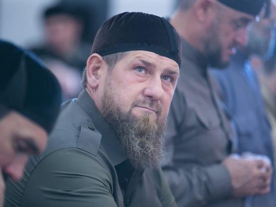 Кадыров опубликовал видео шикарной свадьбы своего племянника