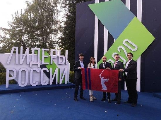 Губернатор Бочаров поздравил победителей конкурса «Лидеры России»