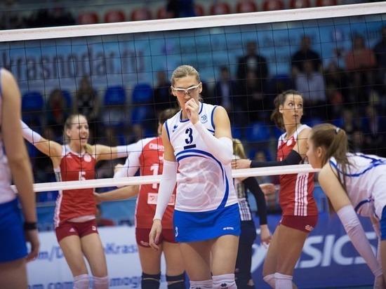 В женском волейбольном клубе «Динамо» рассказали о главных переменах после долгого межсезонья