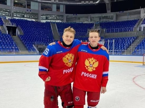 Петрозаводчанина включили в состав сборной команды России по хоккею