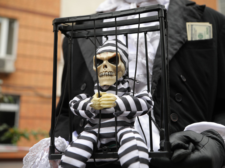 Приговор Ефремову стал самым строгим за год при таких ДТП