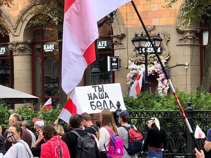 Цены в Белоруссии поразили россиян