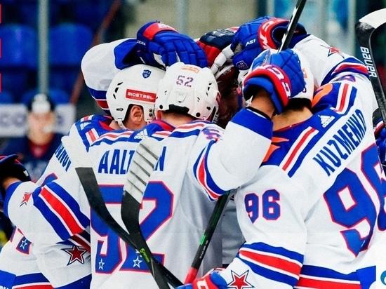 СКА в «валидольном» матче обыграл нижегородское «Торпедо»