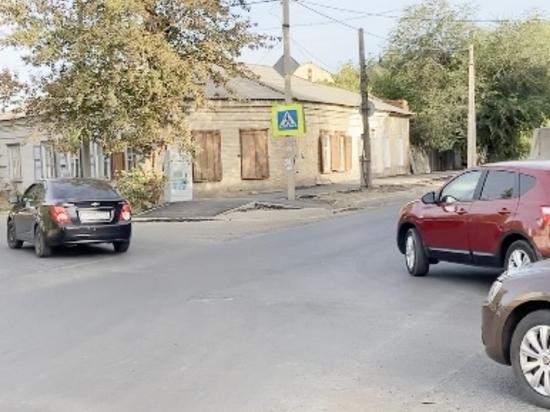 Оренбурженка пожаловалась на отсутствие светофора