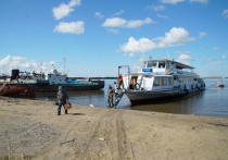Пассажирские перевозки по Амуру могут прекратить из-за наводнения
