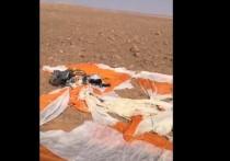 Русскоговорящий пилот истребителя слил в Сеть видео