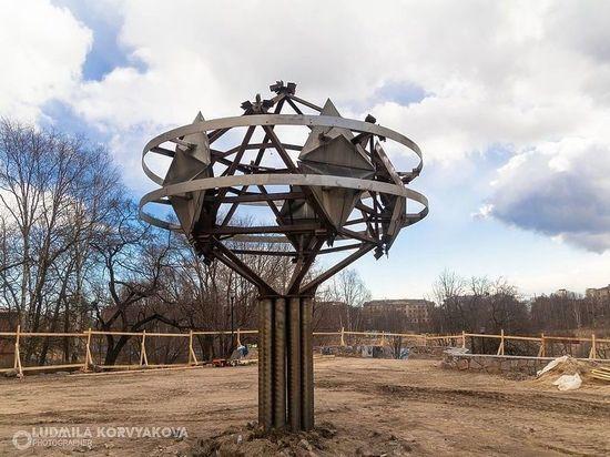 Власти Петрозаводска готовы отдать 14 миллионов рублей за установку «Дерева Дружбы»