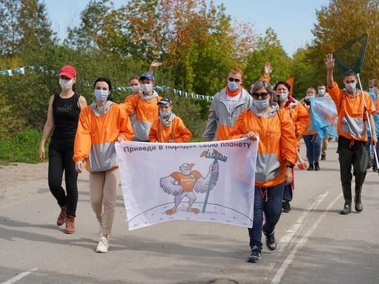 Юбилей проекта отметили не только уборкой мусора, но и озеленением Иркутска