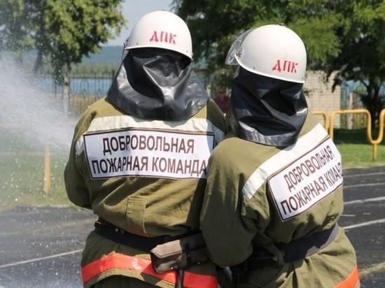 В Кирове набирают добровольную пожарную охрану
