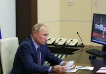 Президент РФ Владимир Путин: «У нынешнего главы региона команда сильная»