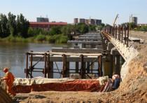 В Астрахани затягивается ремонт Милицейского моста