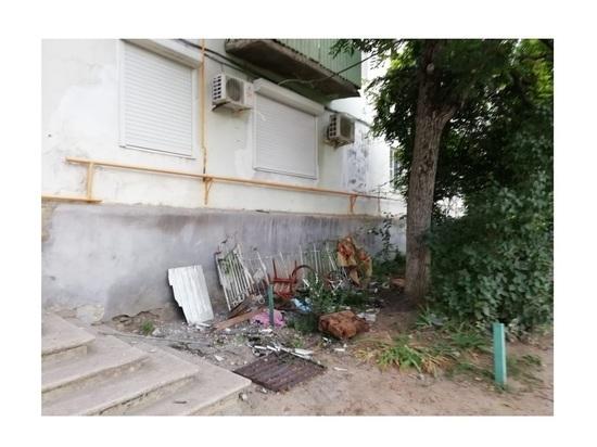 В Темрюке обрушился балкон многоэтажного дома, есть пострадавшие