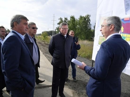 АФК «Система» построит в Омске жилой квартал с парком