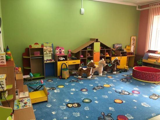 В Омске открыт новый детский сад