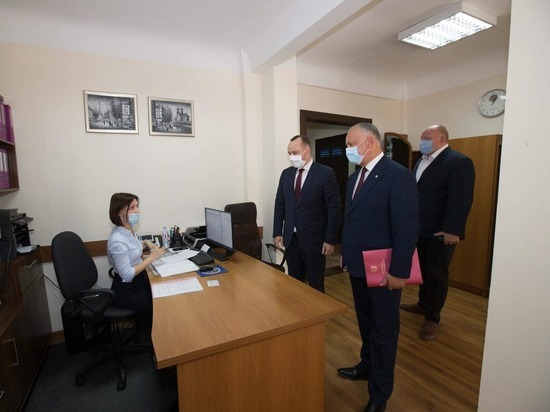 Срочно: Игорь Додон объявил о своем участии в президентских выборах