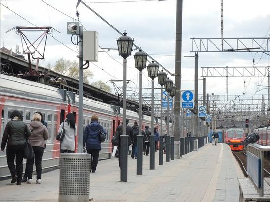 Введен в эксплуатацию дополнительный путь на участке Мытищи - Пушкино