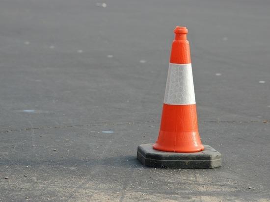 В Ижевске дорожники отремонтировали улицу Сельскую