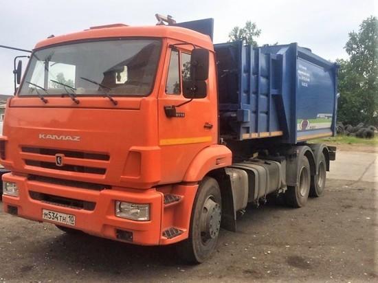 Более 49 миллионов рублей выделят Карелии на вывоз мусора