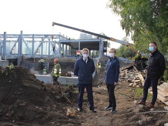 Между вокзалами Петрозаводска благоустроят сквер