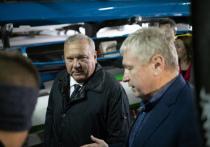 Цель визита — оценить подготовку спортивного объекта к проведению Кубка мира по гребле, который пройдет в Барнауле в мае 2021 года