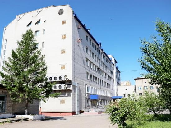 Дополнительные койки для больных COVID-19 развернули в больнице в Чите