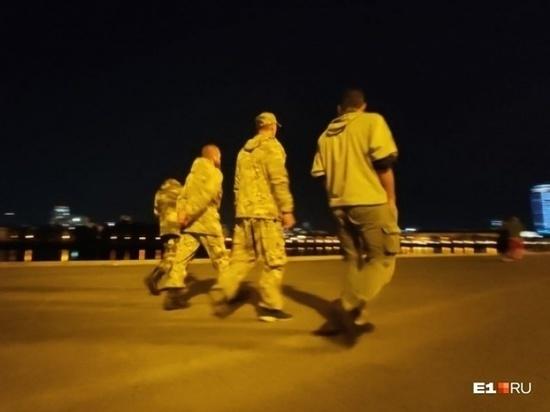 В Екатеринбурге новый факт агрессии казаков: на Плотинке угрожали фотографу