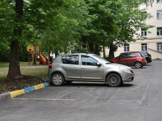 К ноябрю 50 костромских дворов обретут новый облик