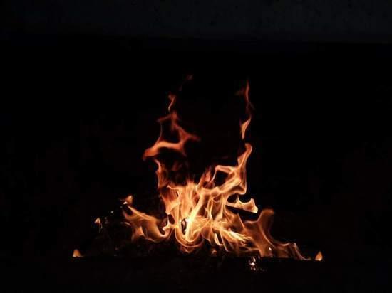 В Тульской области за сутки произошло 2 пожара
