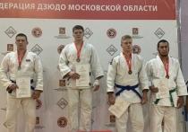 Дзюдоист из Пущино завоевал серебро на областном Первенстве