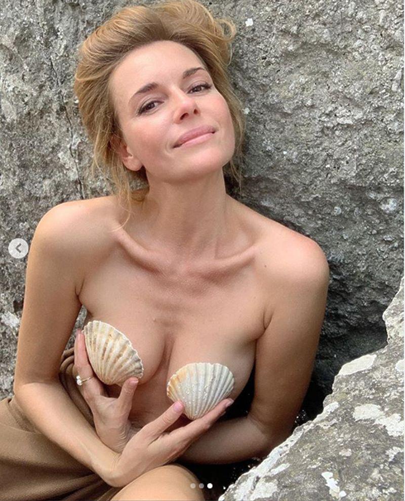 42-летняя актриса возбуждает хейтеров и фанатов провокационными фото
