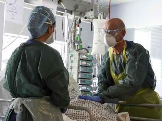 Германия: Ученые смогут прогнозировать риск летальных исходов у больных Covid-19