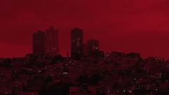 """""""Марсианская мгла"""" накрыла Сан-Франциско после пожаров: пугающие кадры"""