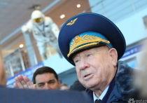 Обокрали жену космонавта Алексея Леонова