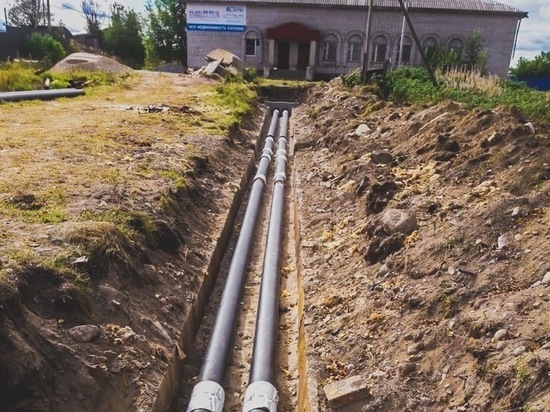 Энергетики ТГК-1 завершили капитальный ремонт сети в деревне Вилга Прионежского района