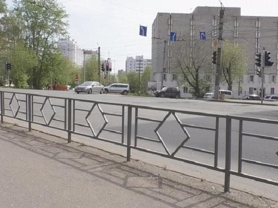 В Кирове появится километр новых заборов