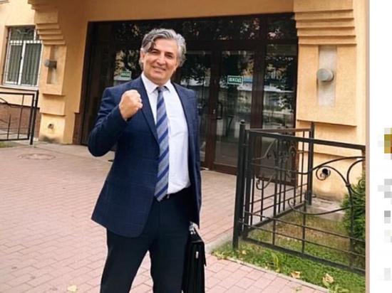Минюст хочет лишить Пашаева статуса адвоката
