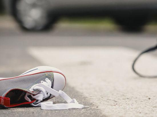 В Кингисеппе иномарка сбила выбежавшего на дорогу мальчика