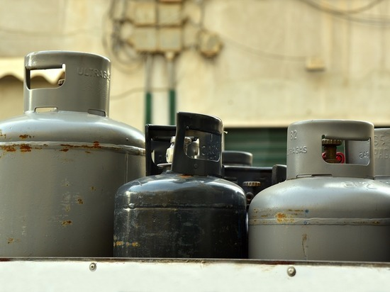 В Удмуртии двое мужчин погибли из-за взрыва баллона с газом