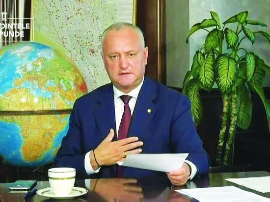 В рамках очередного выпуска программы «Президент отвечает» Игорь Додон рассказал, какие темы обсуждались на заседании правящей коалиции на прошедшей неделе