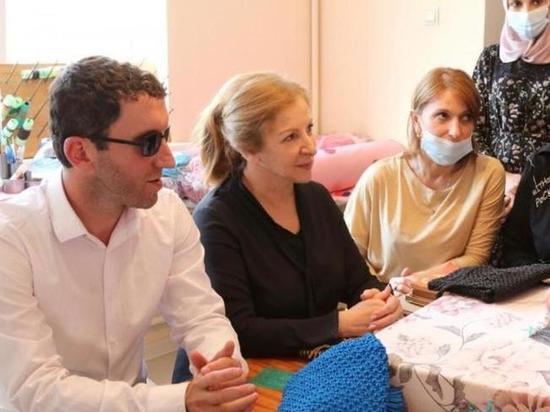 В Дагестане открылась швейная мастерская для инвалидов