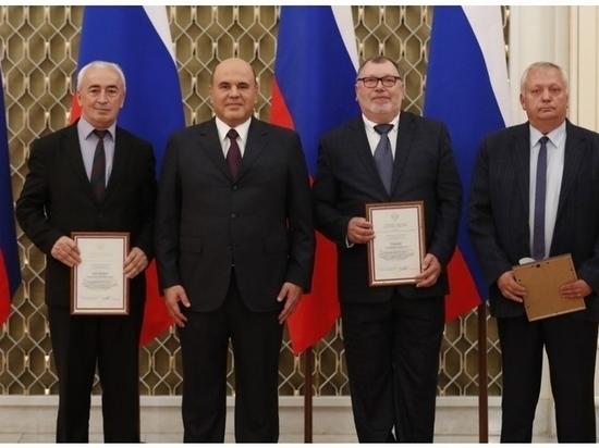 Дагестанский художник-ювелир получил премию Правительства РФ