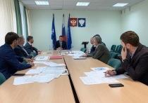 Андрей Воронов раскритиковал ход ремонта дорог в Новом Уренгое