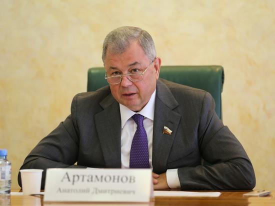 Артамонов выступает за контроль оборота спирта с внедрением фото и видеосъемки