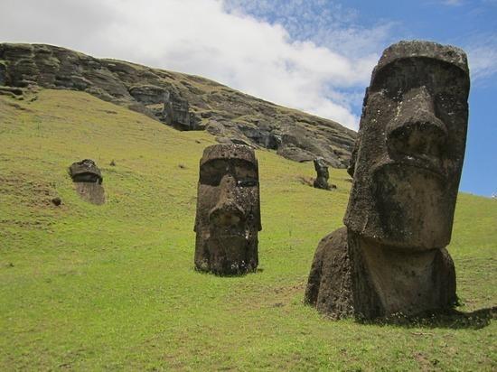 Ученые узнали, почему опустел остров Пасхи