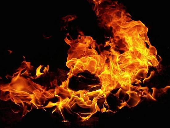 Жительница Бокситогорска подожгла дом матери и сдалась полиции