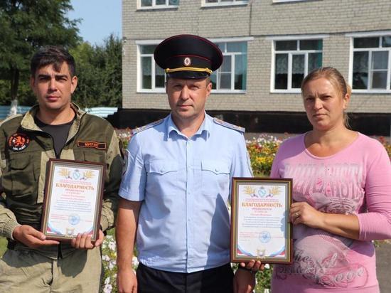 Пропавшую недалеко от Курска девочку помогли найти волонтеры и неравнодушные местные жители