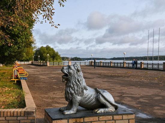 Работы на Людиновском водохранилище завершат в декабре